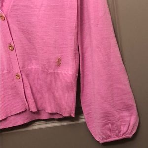 Juicy Couture Tops - Juicy Couture fuchsia button top